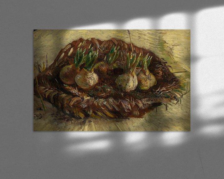 Sfeerimpressie: Vincent van Gogh, Mand met hyacintbollen