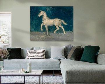 Vincent van Gogh, Pferd