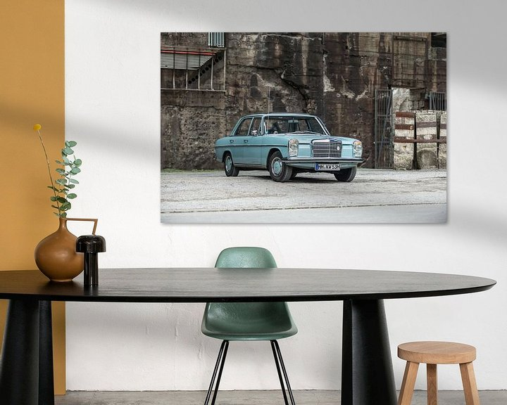 Sfeerimpressie: Mercedes Oldtimer van Marc Piersma