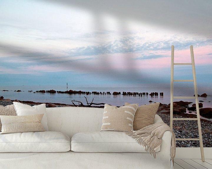 Beispiel fototapete: Jasmunder Bucht auf der Insel Rügen von Silva Wischeropp