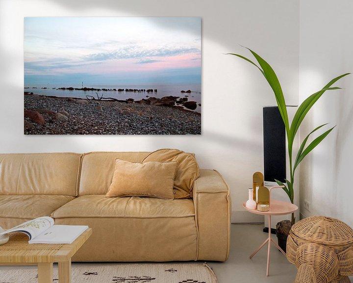 Beispiel: Jasmunder Bucht auf der Insel Rügen von Silva Wischeropp