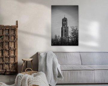 Der Dom-Turm in Utrecht von Patrick Verhoef
