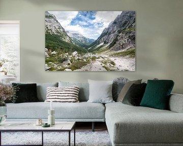 Vrata vallei Slovenie sur Cynthia van Diggele