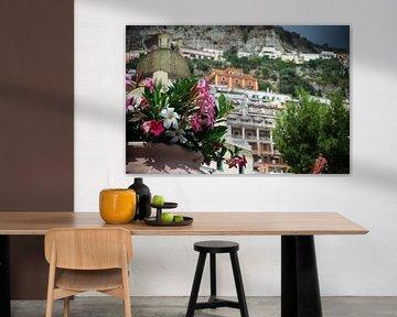 Romantisches Italienisch in Positano von Patrick Verhoef