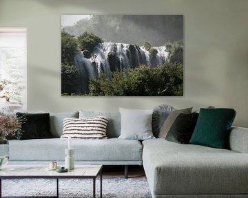 Cascata della Marmore, spectaculaire watervallen in Italie