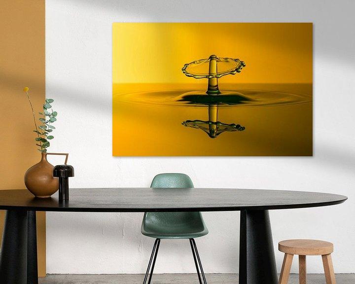 Sfeerimpressie: Splash Art Reflection van Marc Piersma