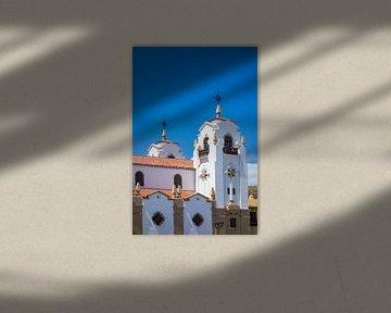 Kirchturm auf der Kanarischen Insel Teneriffa von Rico Ködder