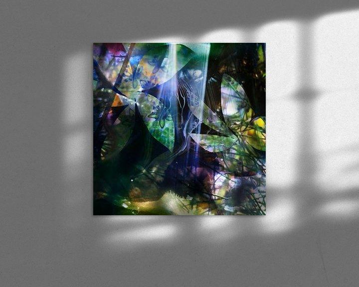 Sfeerimpressie: Licht in het donker van angelique van Riet