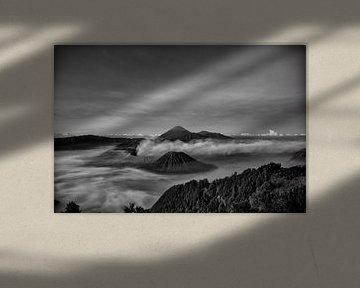 Bromo vulkaan von Jan Pel