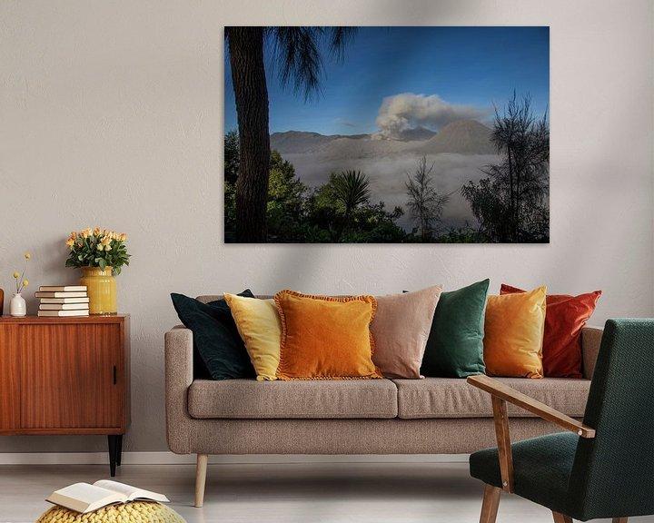 Beispiel: Bromo (vulkaan) indonesie von Jan Pel