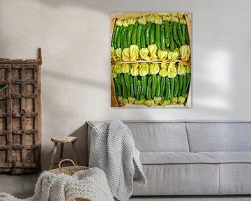 Zucchini von Leopold Brix