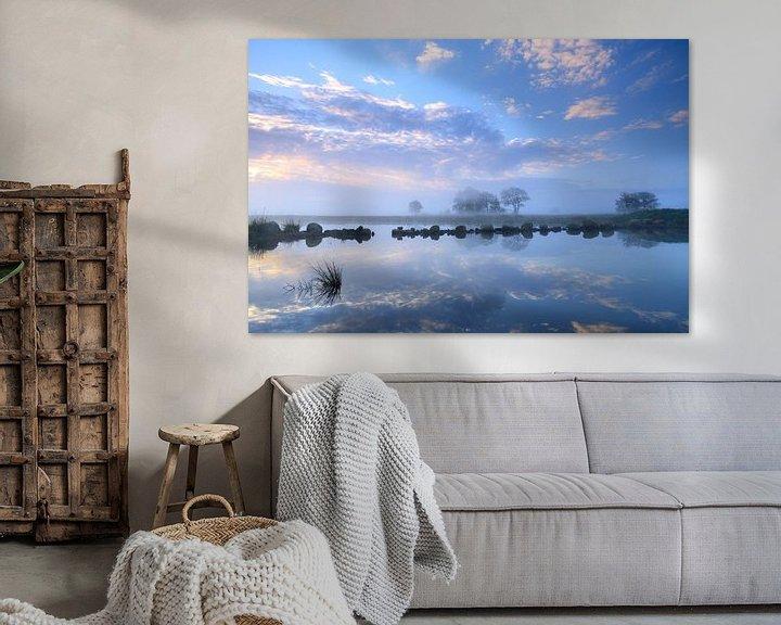 Sfeerimpressie: Onlanden wolkenpracht van Sander van der Werf