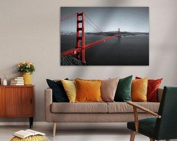 Golden Gate von Ronnie Westfoto