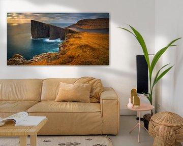 Traelanipa cliffs sur Wojciech Kruczynski