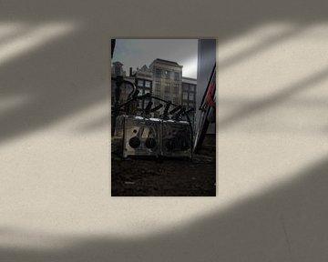 Vuilnis Amsterdam von Eric Verhoeven