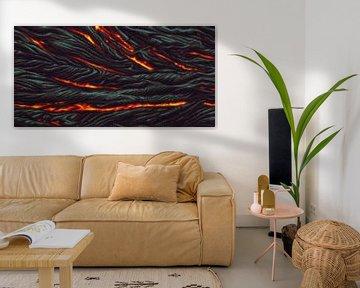 Magma Muur (PIXEL ART)
