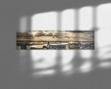 Panorama Rotterdamse Haven