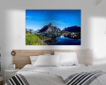 Lofoten Noorwegen van Harrie Timmermans