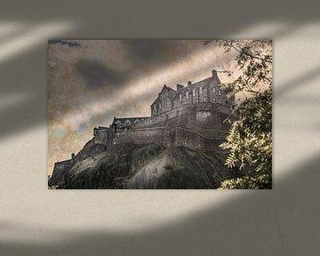 Edinburch kasteel van Freddy Hoevers