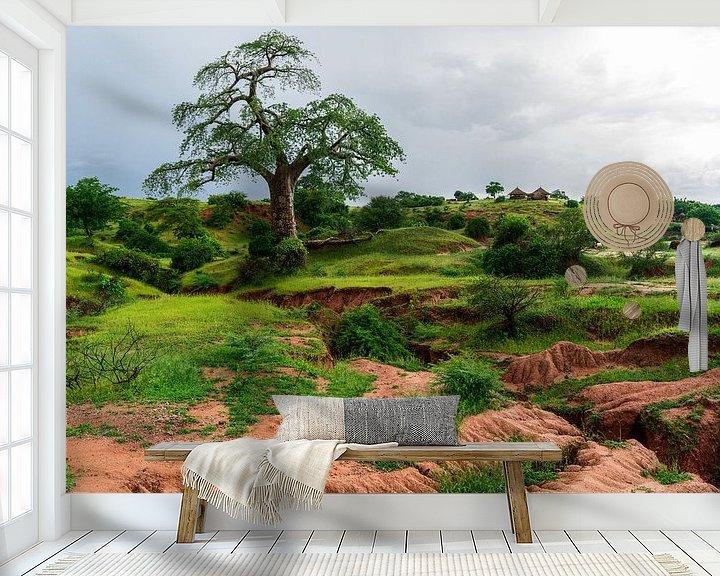 Impression: Majestic Baobab sur Steven Groothuismink