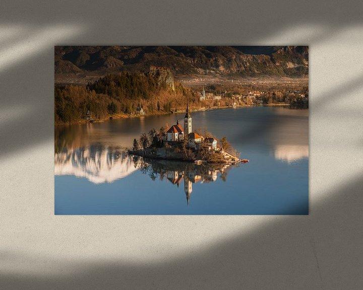 Sfeerimpressie: Lake Bled van Narandžić Dean