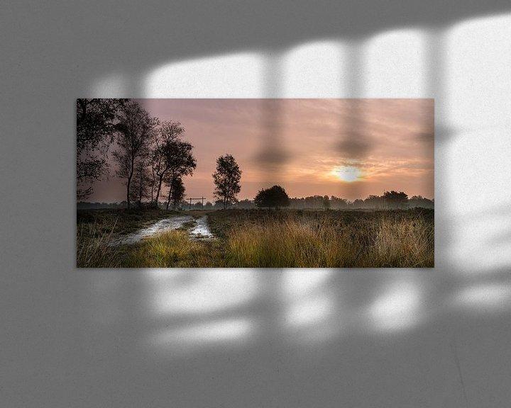 Sfeerimpressie: Follow the path van Steven Groothuismink