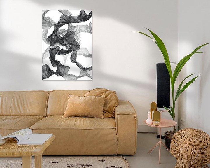 Sfeerimpressie: Blacks & Greys van Denise de Rijk