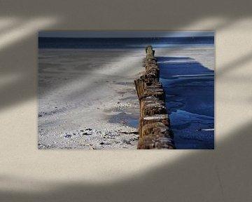 Makkum Beach von Tamara & Mariëlle van #Scherpzinniger