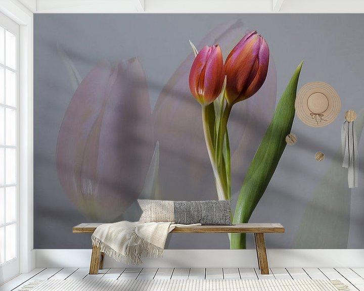 Beispiel fototapete: Lente von Marcel de Groot
