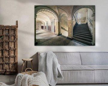 Castle August II van Michael Schwan