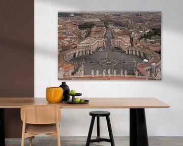 Saint Pierre - Rome - Cité du Vatican sur Erik van 't Hof