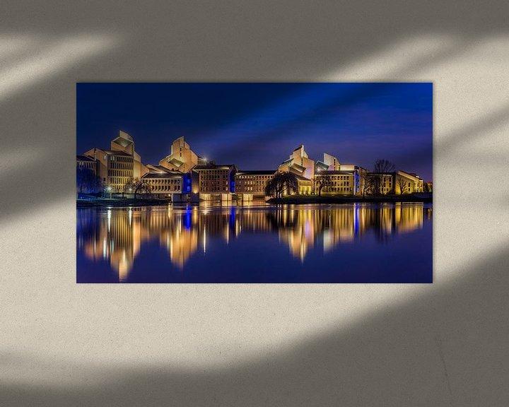 Sfeerimpressie: Het Gouvernement, Maastricht van Bert Beckers
