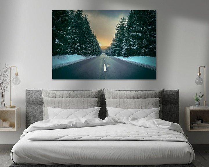 Sfeerimpressie: Winterroad van manuelmendoza.de