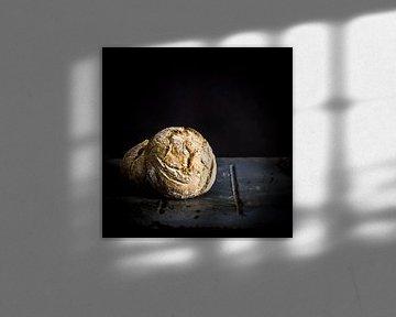 Stilleven brood  sur Saskia de Wal