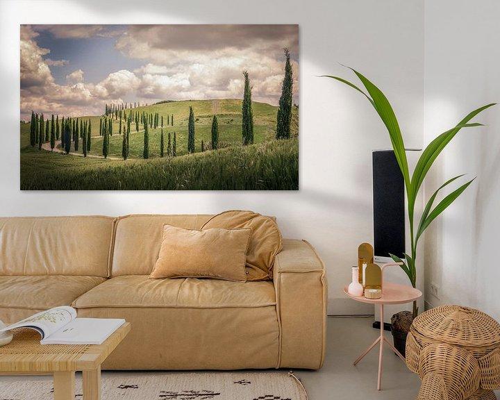 Sfeerimpressie: Toscane van Dennis Van Donzel