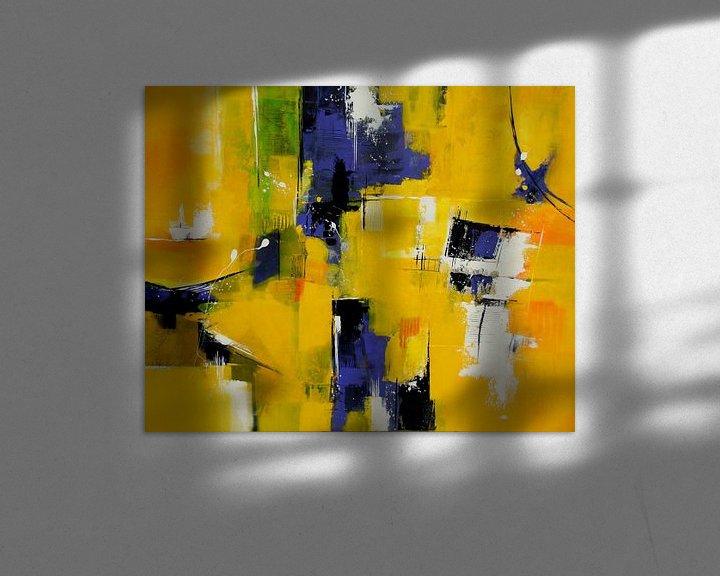 Beispiel: Sonnengelb von Claudia Neubauer