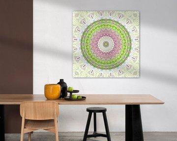 Mandala-stijl 1 van Marion Tenbergen