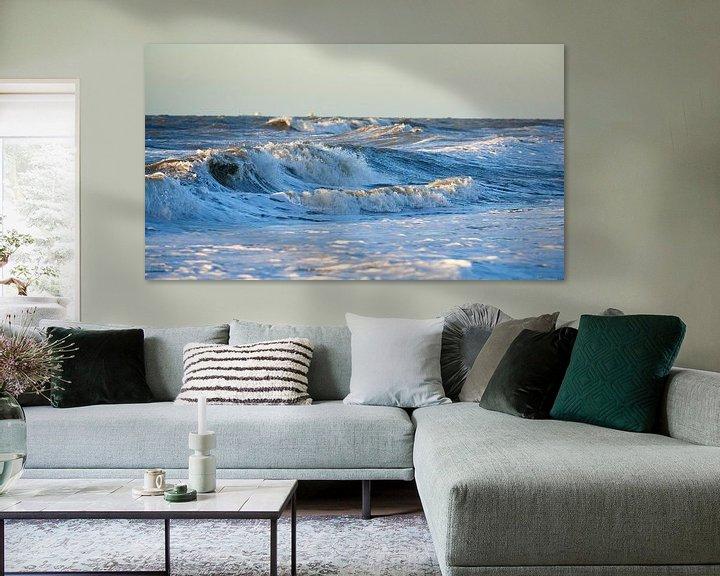 Sfeerimpressie: De Zee van Sjoerd van der Hucht