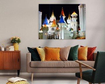 Hotel Excalibur, Las Vegas van Jeffrey de Ruig