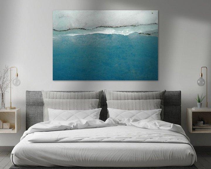 Sfeerimpressie: The colour of Ice van Margo Schoote