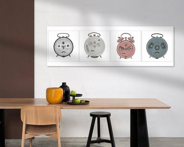 Sfeerimpressie: Clockfaces van Cor Ritmeester