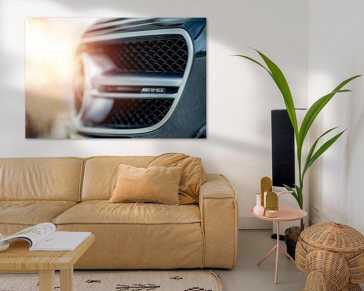 Sfeerimpressie: Mercedes Benz S63 AMG van Sytse Dijkstra