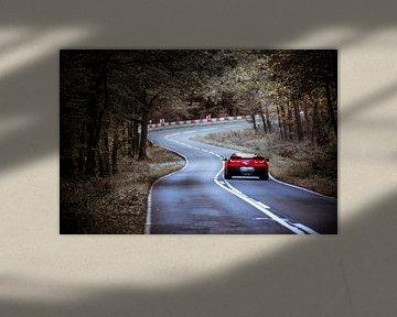 Chevrolet Corvette GS  van Sytse Dijkstra