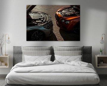 BMW M760Li und Bentley Mulsanne W12 S