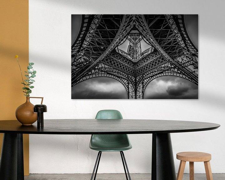 Sfeerimpressie: Onder de Eiffeltoren van Robbert Ladan