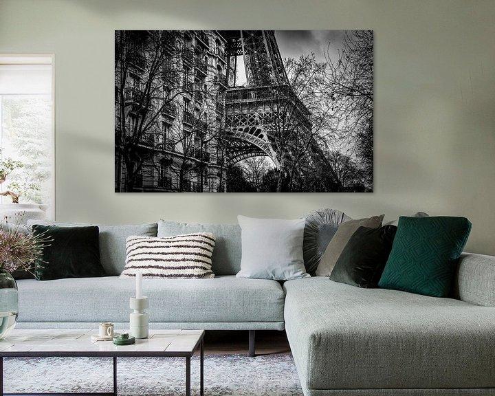 Sfeerimpressie: Eiffeltoren van Robbert Ladan