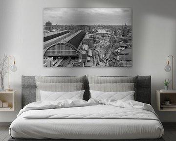 Hauptbahnhof Amsterdam von Foto Amsterdam / Peter Bartelings