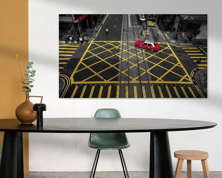 Sfeerimpressie: Hong Kong kruispunt van Yannick Karnas