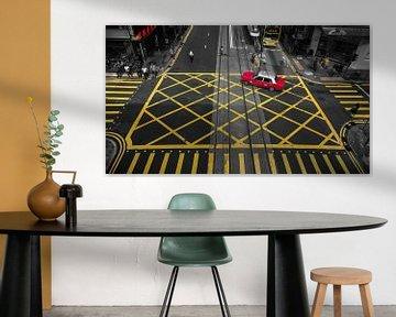 Hong Kong kruispunt von Yannick Karnas