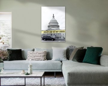 The Capitol van Yannick Karnas